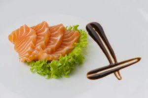 Muscle building foods salmon
