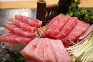 Tuna testosterone boosting food