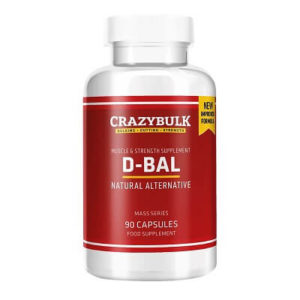 D-BAL best legal steroids