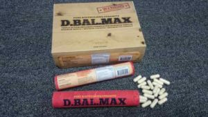D.bal.max dosage rules