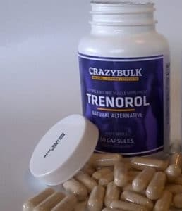 Trenorol dosage rule