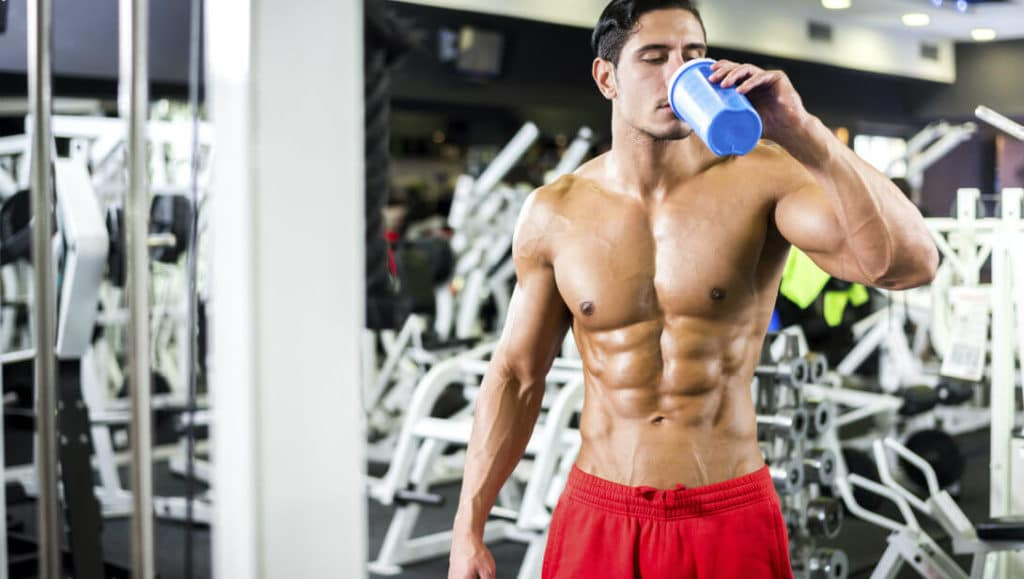 Water for muscles