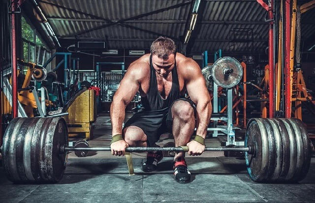 Benefits of deadlifiting