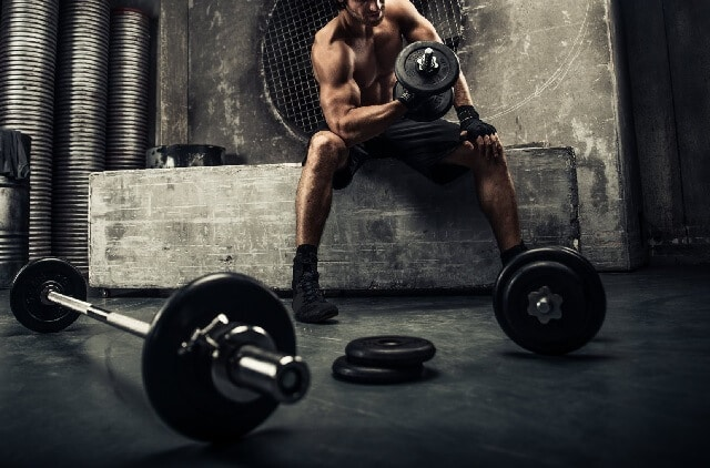 How much weight should you lift at the gym?