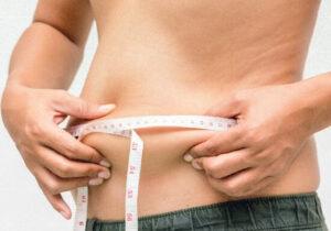 Lower belly fat