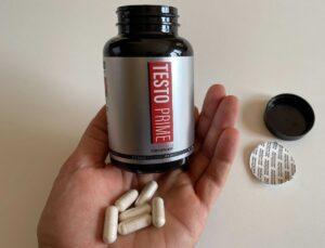 Testo Prime dosage